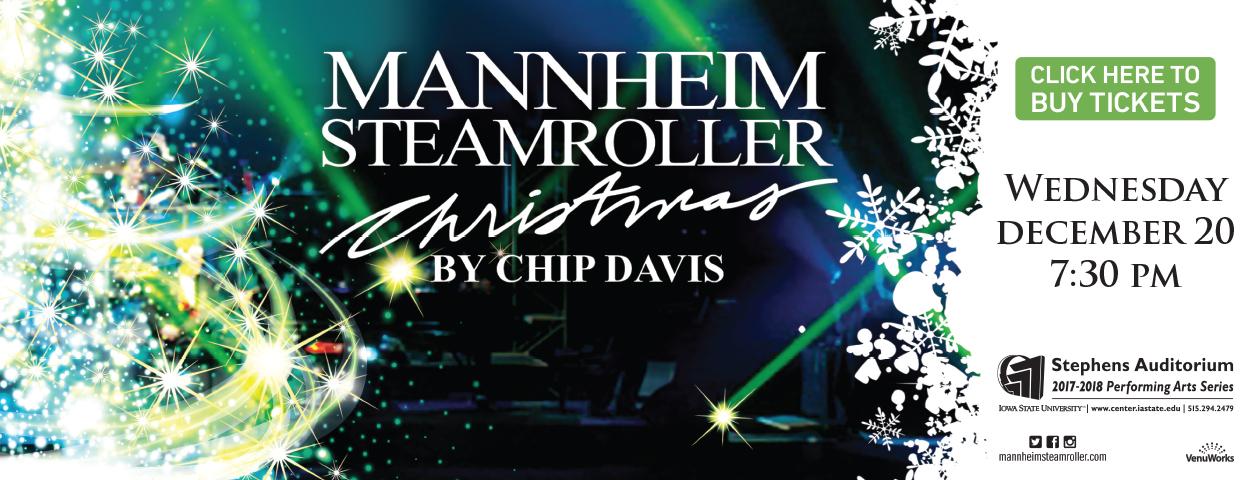 Mannheim Steamroller Christmas Tickets  Mannheim