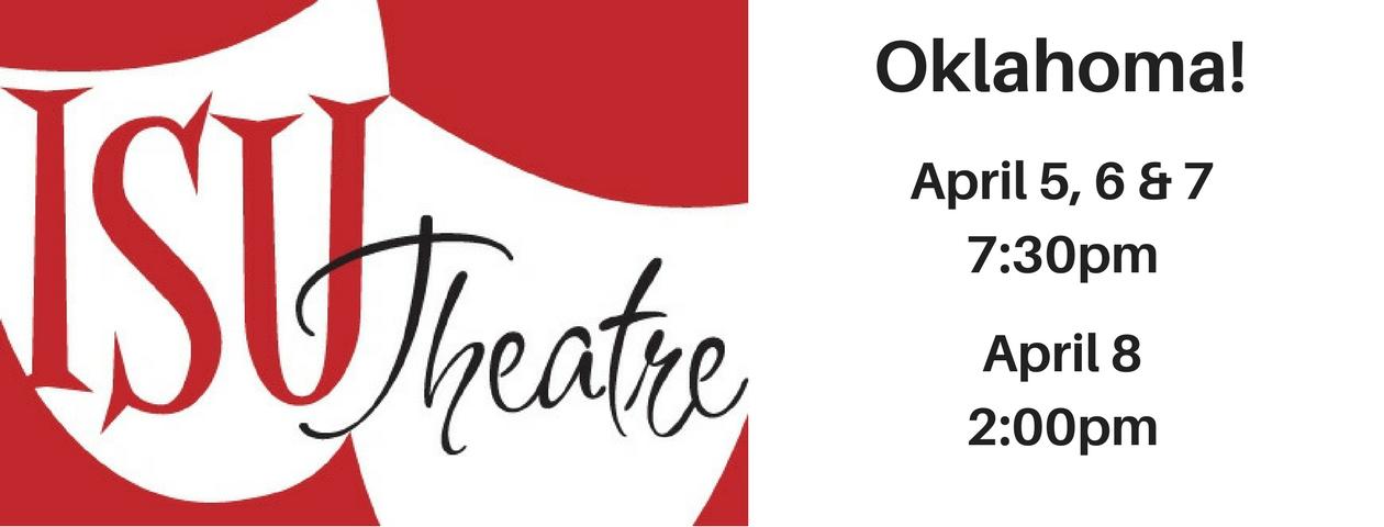 Oklahoma! - Iowa State Center - Iowa State University