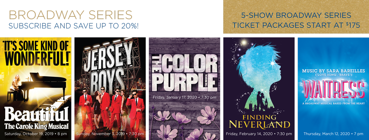 2019-20 Broadway Series