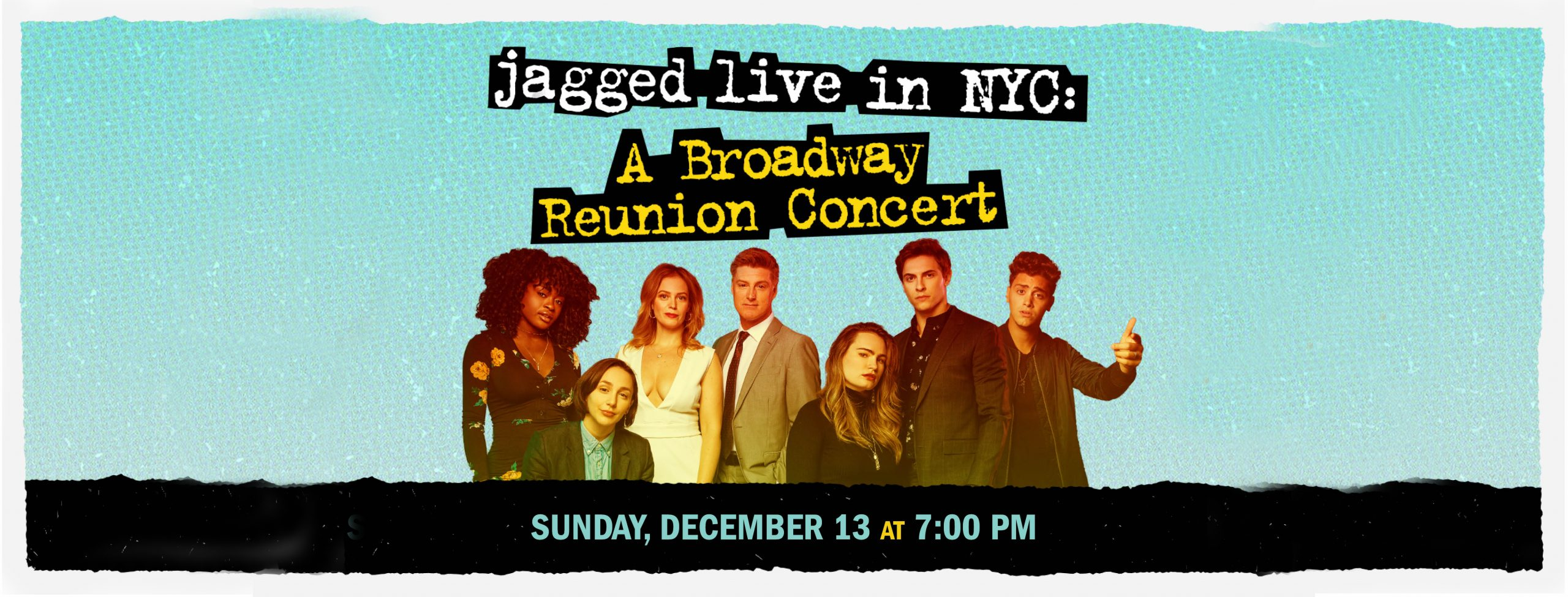 Jagged Live in NYC