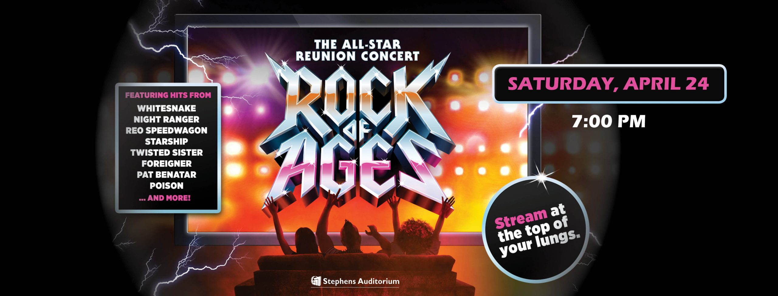 Rock of Ages: All-Star Reunion Concert