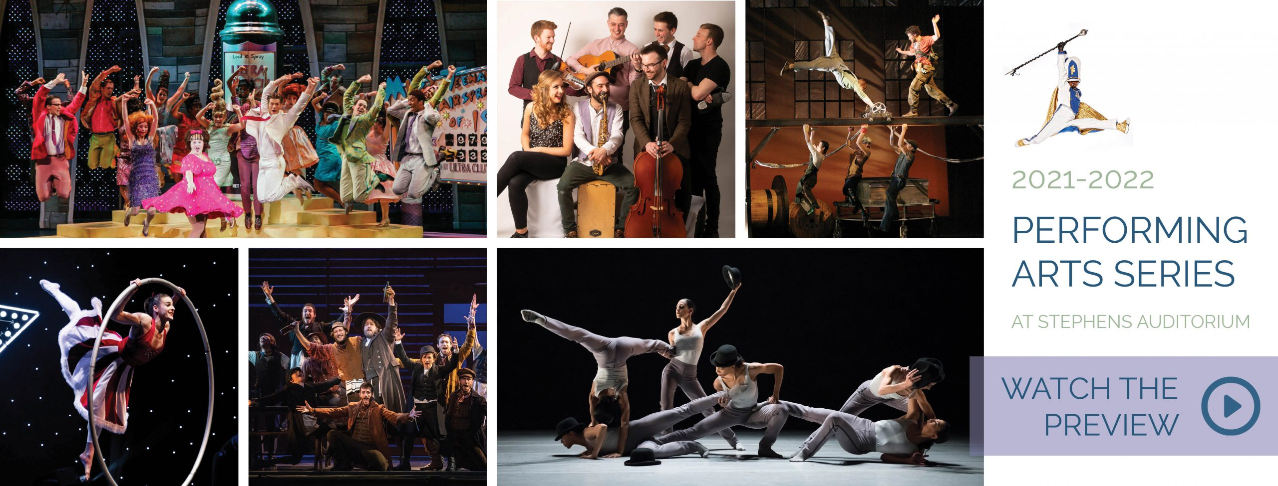Watch the 2021-2022 Performing Arts Series Preview