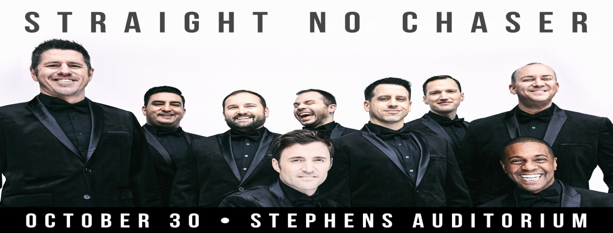 Straight No Chaser: Back in the High Life Tour 2021