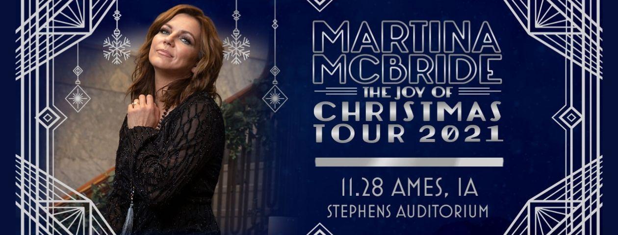 Martina McBride: Joy of Christmas Tour