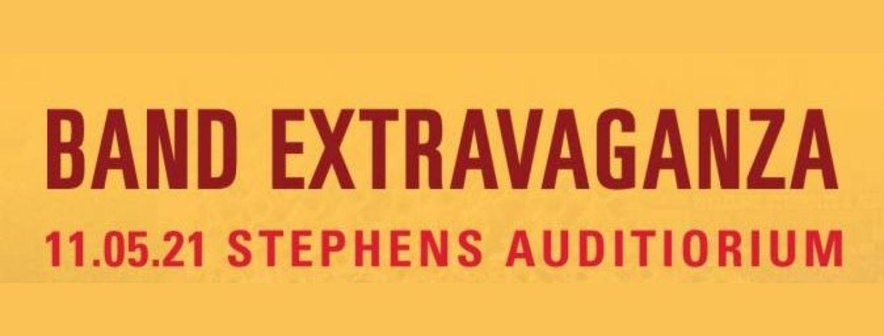 2021 ISU Band Extravaganza